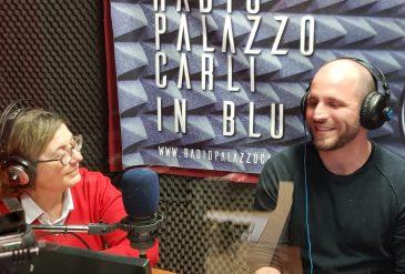 Gregorio@RadioPalazzoCarli